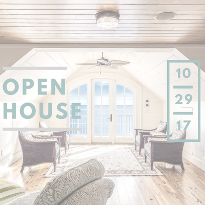 October Open House post