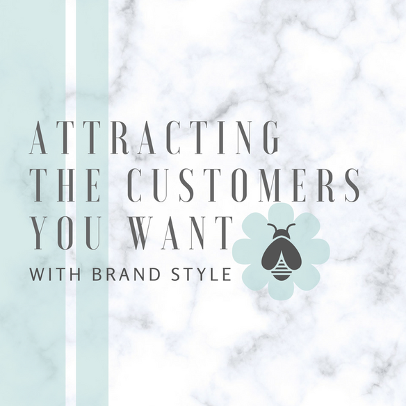 Attracting Customers with Brand Style